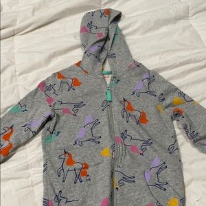 Unicorn light jacket